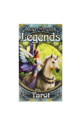 КАРТЫ - ANNE STOKES LEGENDS TAROT - ТАРО ЛЕГЕНД
