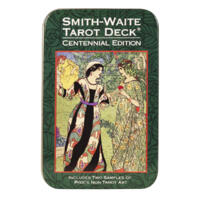 КАРТЫ - SMITH-WAITE TAROT CENTENNIAL - ТАРО УЭЙТА-СМИТ - фото 1