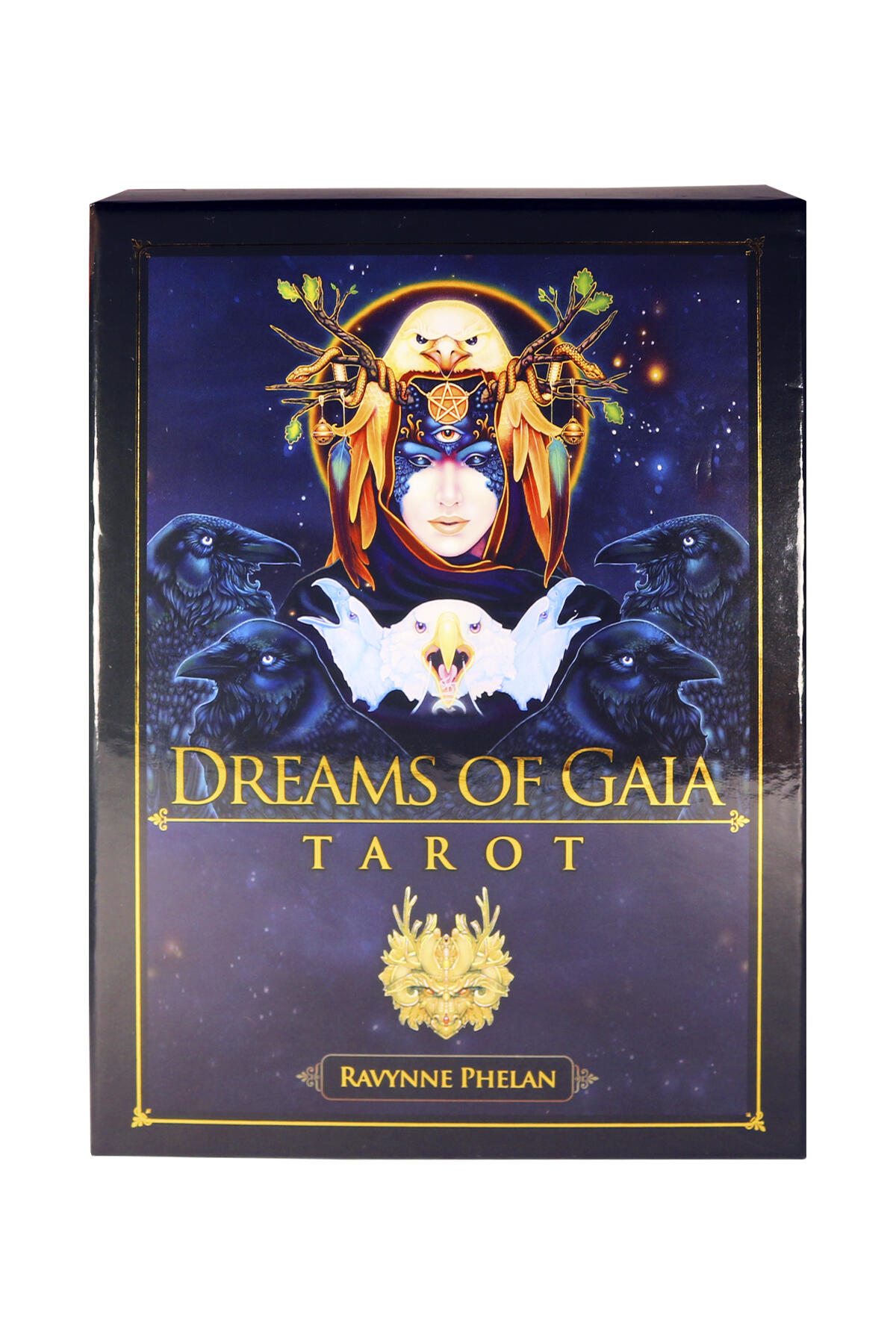 КАРТЫ - DREAMS OF GAIA TAROT - ТАРО МЕЧТЫ ГАЙИ фото