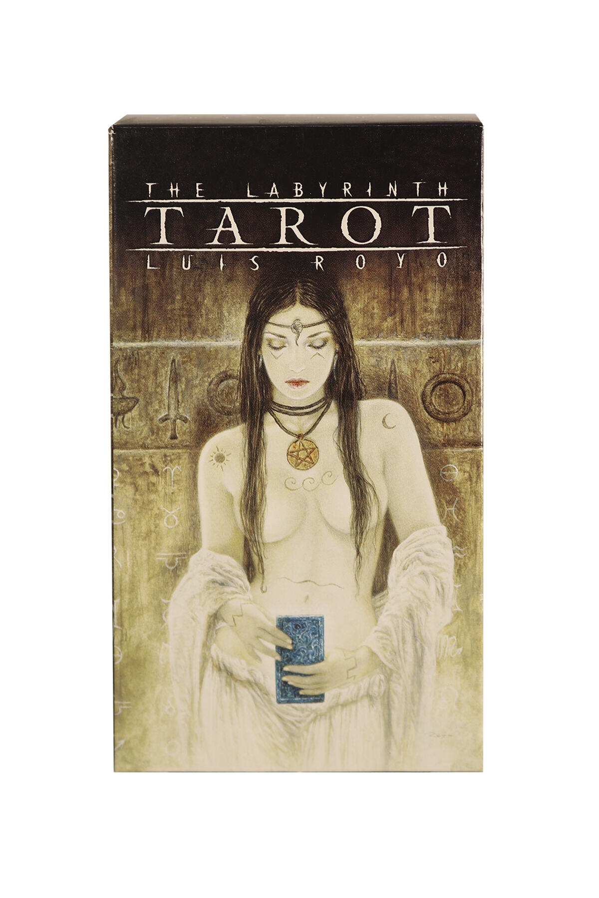 КАРТЫ - THE LABYRINTH TAROT - ЛАБИРИНТ ТАРО фото