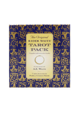 КАРТЫ - THE ORIGINAL RIDER WAITE TAROT PACK - ОРИГИНАЛЬНОЕ ТАРО РАЙДЕРА УЭЙТА