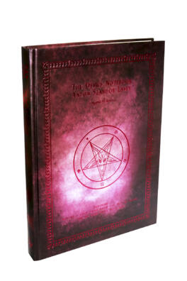 КНИГА ТЕНЕЙ - THE DEVIL'S NOTEBOOK PINK