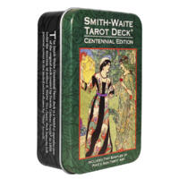 КАРТЫ - SMITH-WAITE TAROT CENTENNIAL - ТАРО УЭЙТА-СМИТ - фото 2