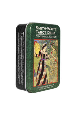 КАРТЫ - SMITH-WAITE TAROT CENTENNIAL - ТАРО УЭЙТА-СМИТ