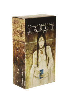 КАРТЫ - THE LABYRINTH TAROT - ЛАБИРИНТ ТАРО