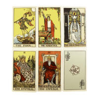 КАРТЫ - SMITH-WAITE TAROT CENTENNIAL - ТАРО УЭЙТА-СМИТ - фото 4