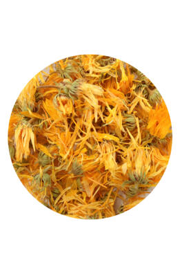 КАЛЕНДУЛА - CALENDULA OFFICINALIS - ЦВЕТЫ