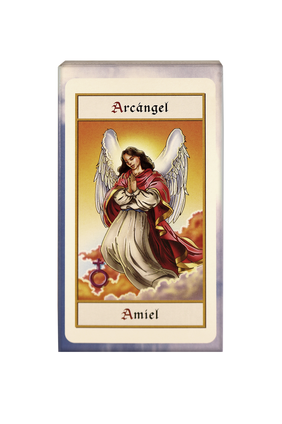 КАРТЫ - TAROT DE LOS ANGELES - ТАРО АНГЕЛОВ фото